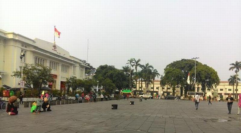 Wisata Kota Tua Jogja