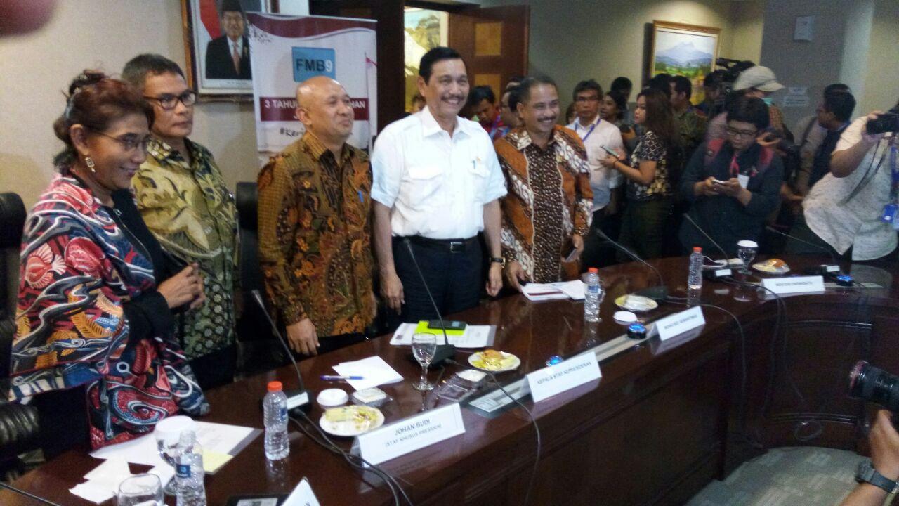 3 Tahun Jokowi-JK, Berapa Kapal yang Ditenggelamkan Menteri Susi?
