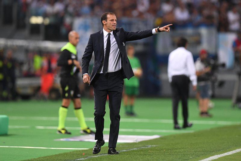 Allegri Senang di Juventus