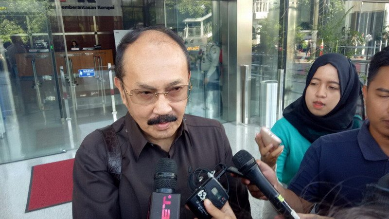 Pengacara Setya Novanto: Seluruh Indonesia Takut Sama KPK, yang Berani Lawan Cuma Saya