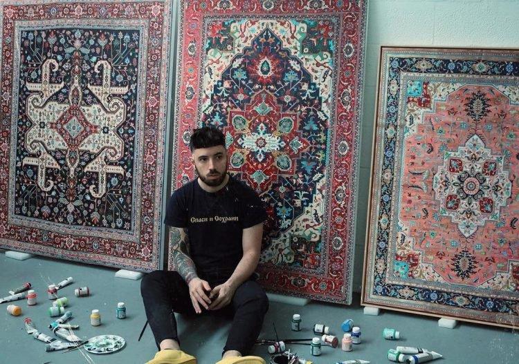 pembuat karpet