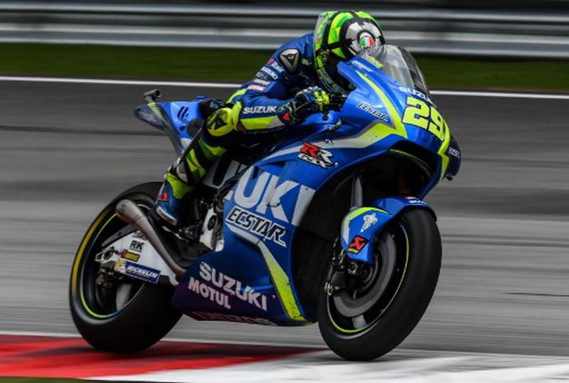 Andrea Iannone: Tak Mudah Adaptasi Motor dari Ducati ke Suzuki