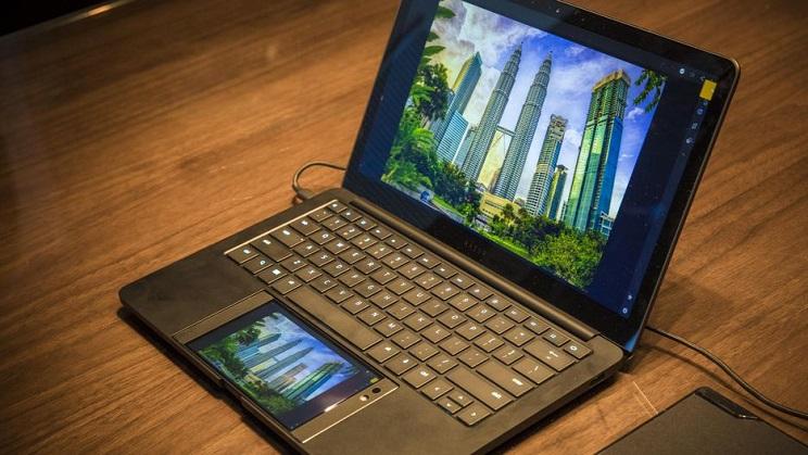 https: img-k.okeinfo.net content 2018 01 10 57 1842883 project-linda-laptop-besutan-razer-bisa-terhubung-dengan-smartphone-di-ces-2018-WAhbdNASqU.jpg
