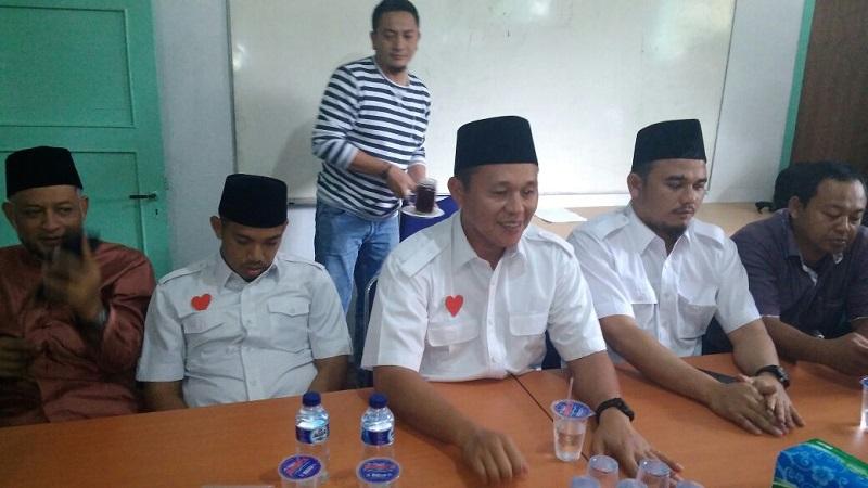 Bupati Lampung Tengah nonaktif, Mustafa. (Foto: Tri Purna Jaya/Okezone)