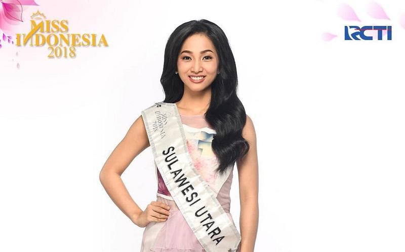Daftar 5 Besar ( Top 5 ) Miss Indonesia 2018