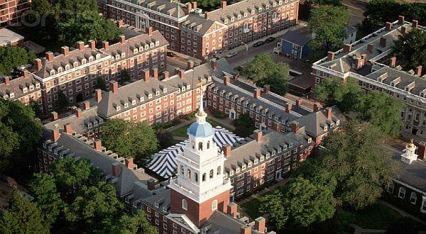 Harvard University (Foto: Istimewa)
