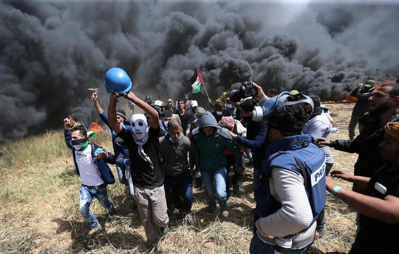 https: img-k.okeinfo.net content 2018 04 07 18 1883582 jurnalis-palestina-ditembak-dan-terbunuh-dalam-demonstrasi-gaza-szByOLLX0o.jpg