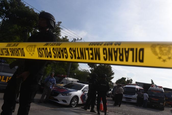 Pasca-Serangan Mapolda Riau, Densus 88 Kembali Amankan 5 ...