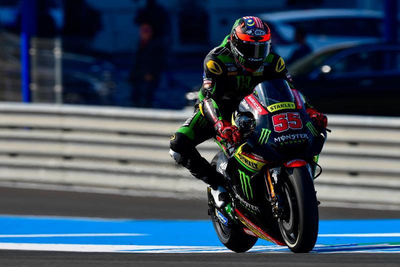 Pembalap Malaysia Raih Hasil Positif di MotoGP Italia 2018