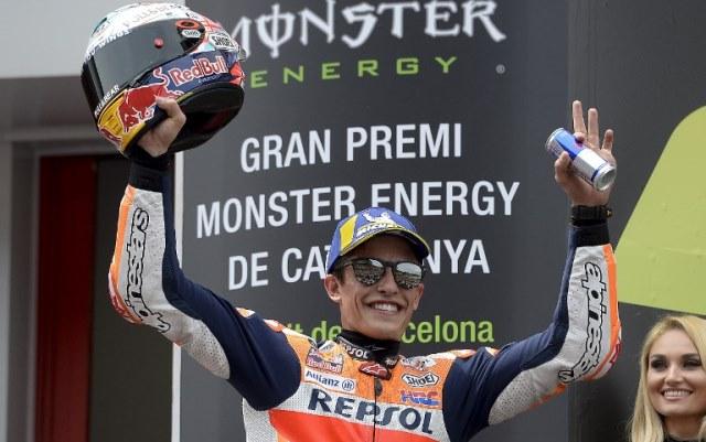 Ini Harapan Marquez Jelang Tampil di MotoGP Belanda 2018