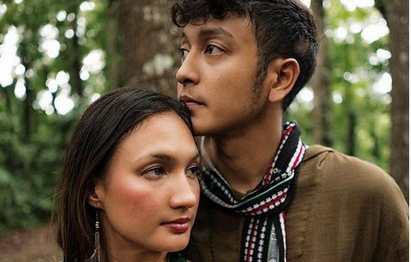 Tiga Hari Menikah, Nadine Chandrawinata dan Dimas Anggara ...