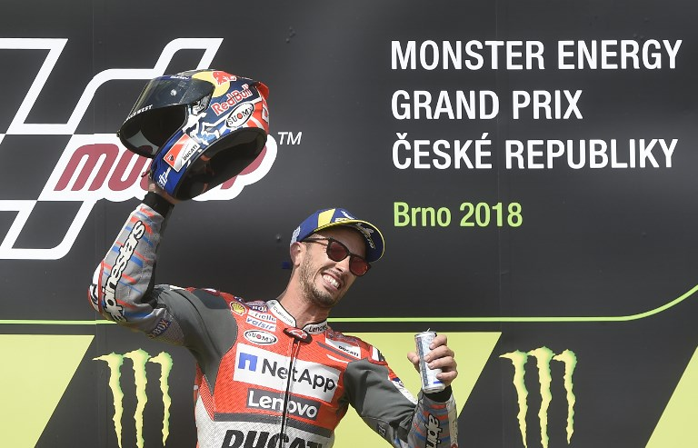 Dovizioso Jelaskan Strateginya di MotoGP Republik Ceko 2018