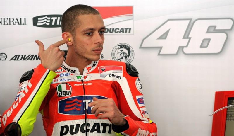 Rossi Rasakan Fase Tersulit di MotoGP saat Perkuat Ducati
