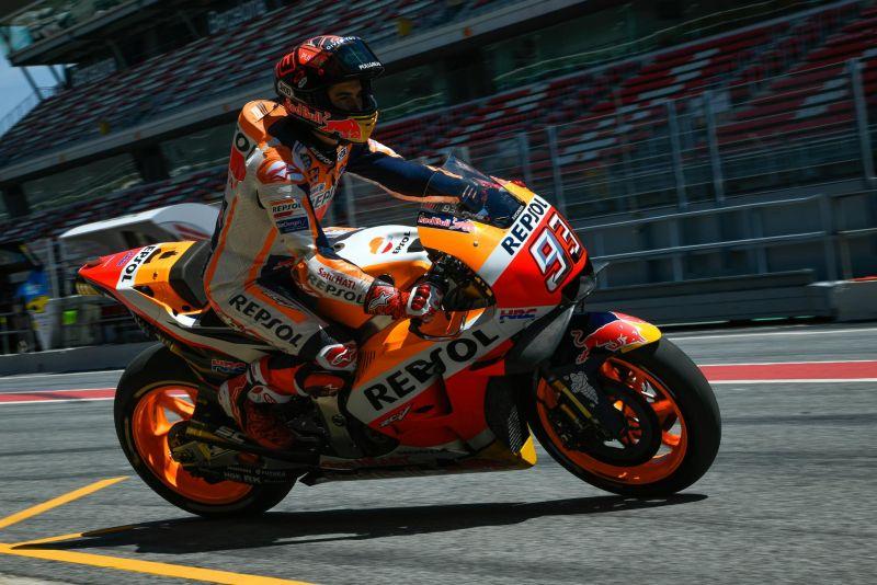 Marquez Yakin Bisa Raih Gelar Juara Musim Ini