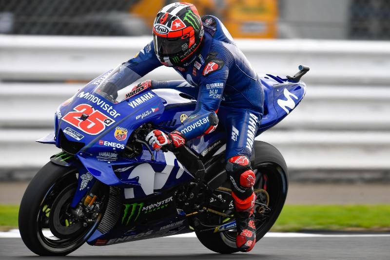 Motivasi Tinggi Vinales Raih Hasil Maksimal di MotoGP San Marino 2018