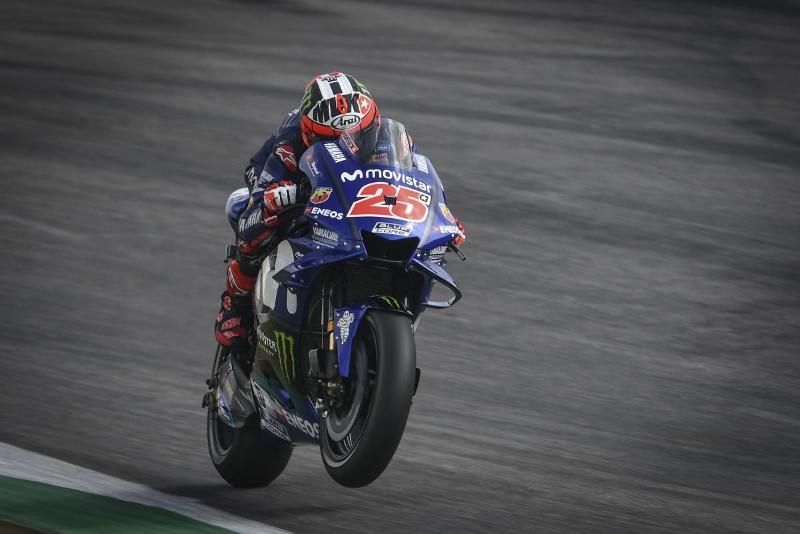 Vinales Heran dengan Performa Balapannya di MotoGP San Marino 2018