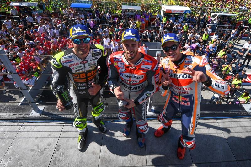 Puig Ungkap Sisi Positif dan Negatif Honda di MotoGP San Marino 2018
