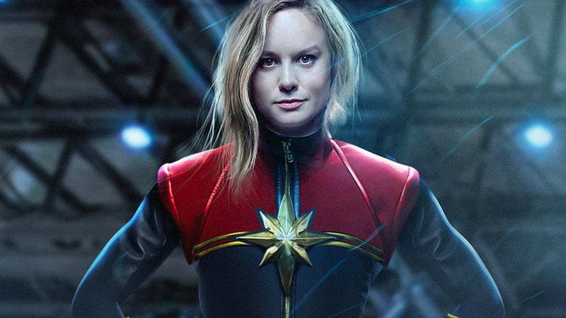 Trailer Perdana Captain Marvel Tembus 109 Juta Penonton