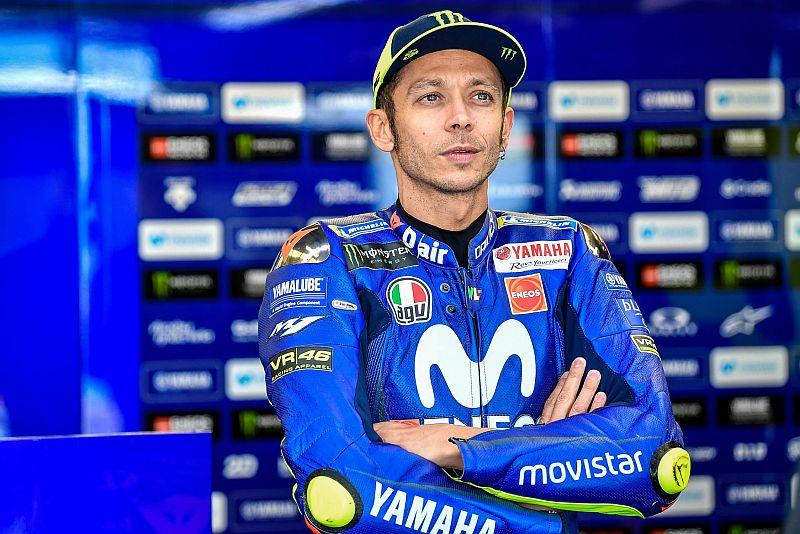 Rossi: Aragon Bukan Lintasan Favorit Kami