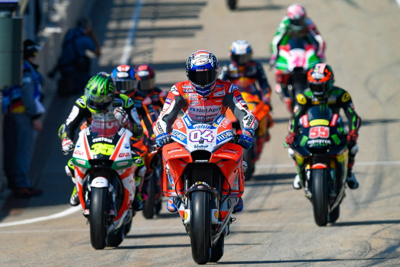 Hasil Sesi Latihan Bebas Satu MotoGP Aragon 2018