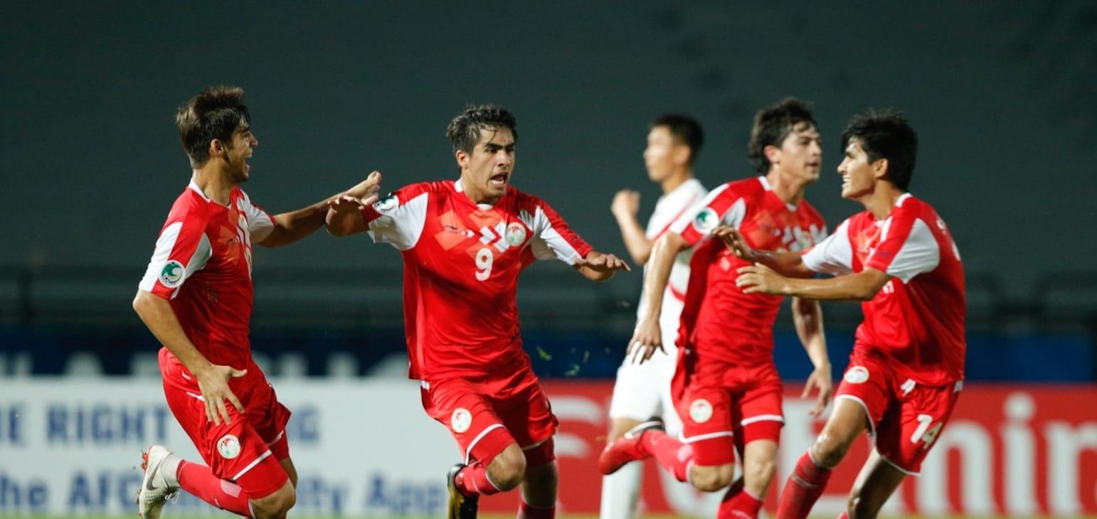 Hasil Pertandingan Timnas Korea Utara U-16 Kontra Tajikistan di Perempatfinal Piala Asia U-16 2018