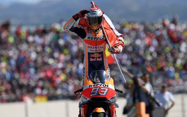 Marquez Umbar Rahasia Suksesnya sebagai Pembalap