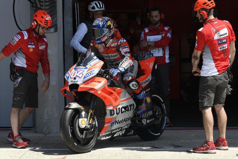 Dovizioso Harapkan Hasil Positif di MotoGP Thailand 2018