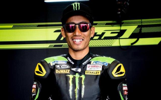 Syahrin Belum Menyerah Rebut Rookie of the Year MotoGP 2018