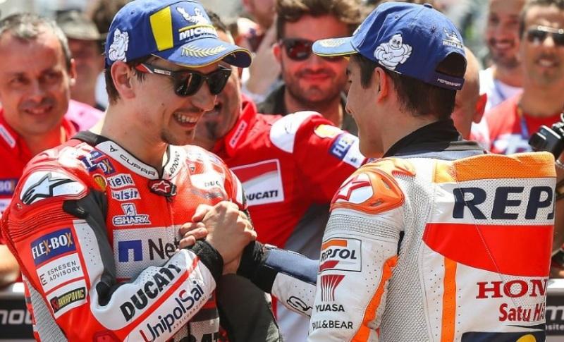 Kebanggaan Alberto Puig Punya Marquez dan Lorenzo di MotoGP 2019