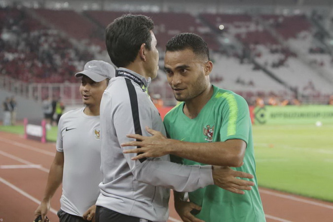 Skuad Timnas Indonesia Minim Pemain Senior, Rizky Pora: Tidak Masalah