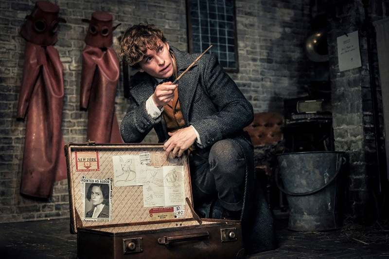 Hasilkan USD62 Juta, Fantastic Beasts 2 Kuasai Box Office Amerika