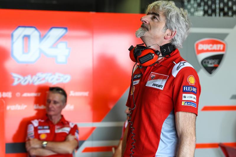 Ducati Finis Kedua di Akhir Musim, Dall'Igna: Kami Harus Berusaha Lebih Keras
