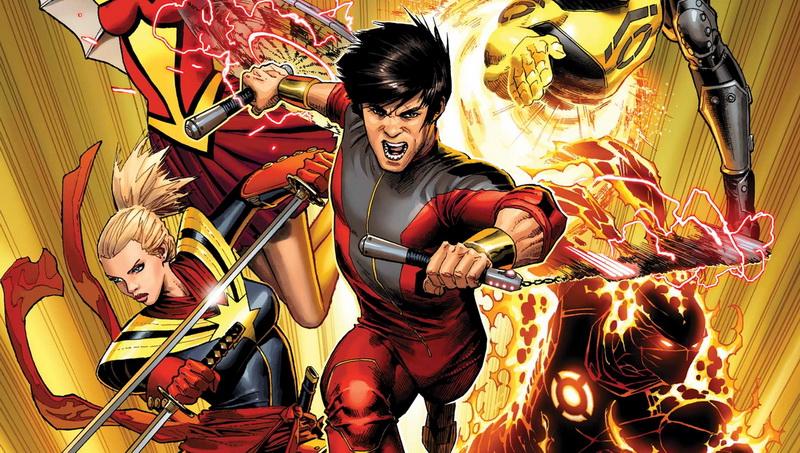 Shang Chi, Superhero Asia Pertama Marvel Diangkat ke Layar Lebar