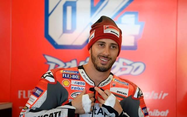 Dovizioso Tak Heran Ducati Tetap Mempertahankannya