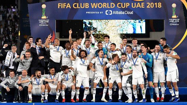 Juarai Piala Dunia Antarklub 2018, Solari: Madrid Telah Cetak Sejarah!
