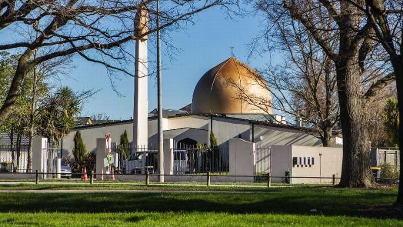 Penembakan Masjid Di Selandia Baru Wikipedia: Terjadi Penembakan Di Masjid Christchurch Selandia Baru