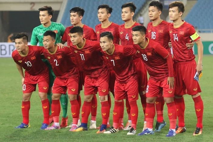 Vietnam Permalukan Brunei Darussalam Enam Gol Tanpa Balas