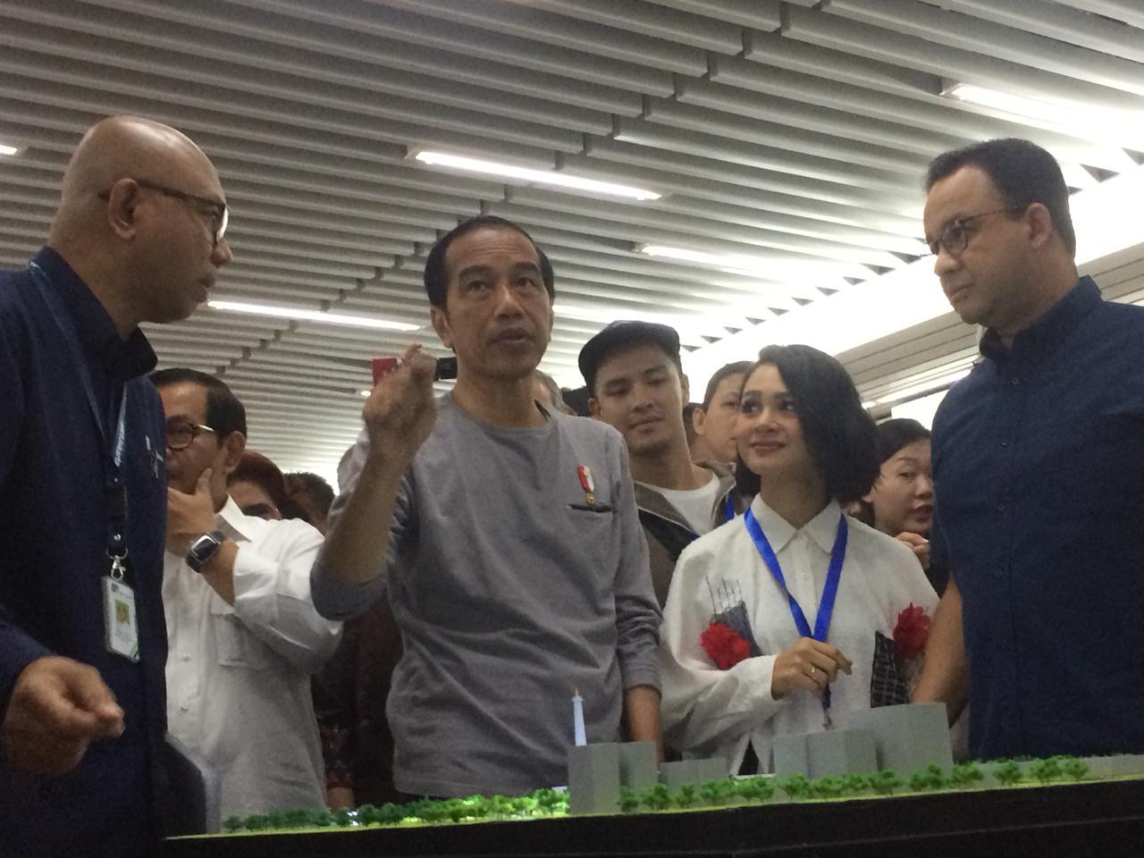 Diresmikan Jokowi Ini Jadwal Operasional Mrt Jakarta