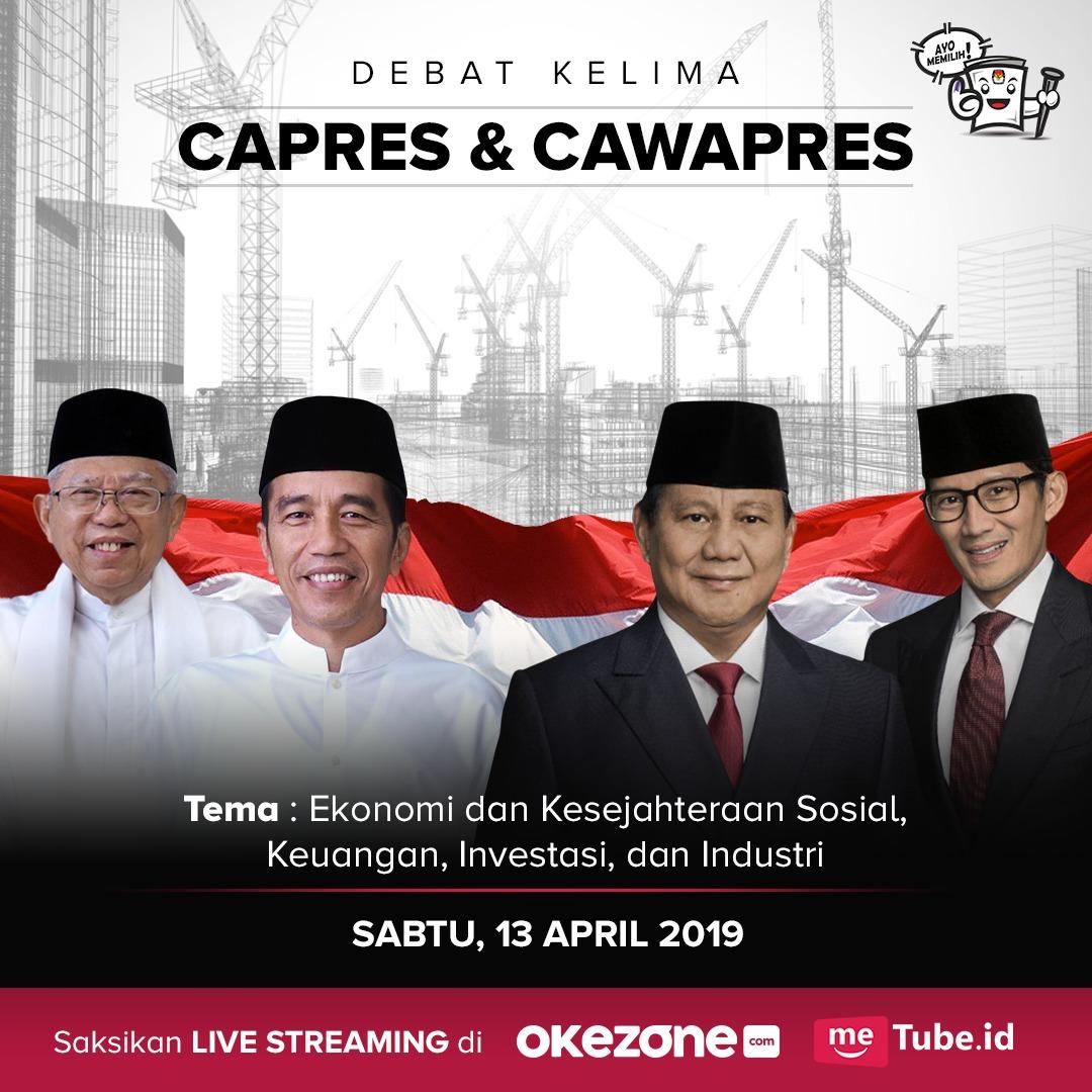 https: img-k.okeinfo.net content 2019 04 12 337 2042327 saksikan-live-streaming-debat-pilpres-kelima-di-okezone-com-32ILtrfwGx.jpg