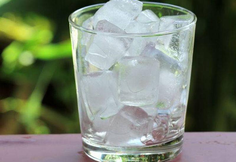 Air yang berasal dari keran (16°C) ternyata paling efektif untuk mengembalikan hidrasi para peserta.