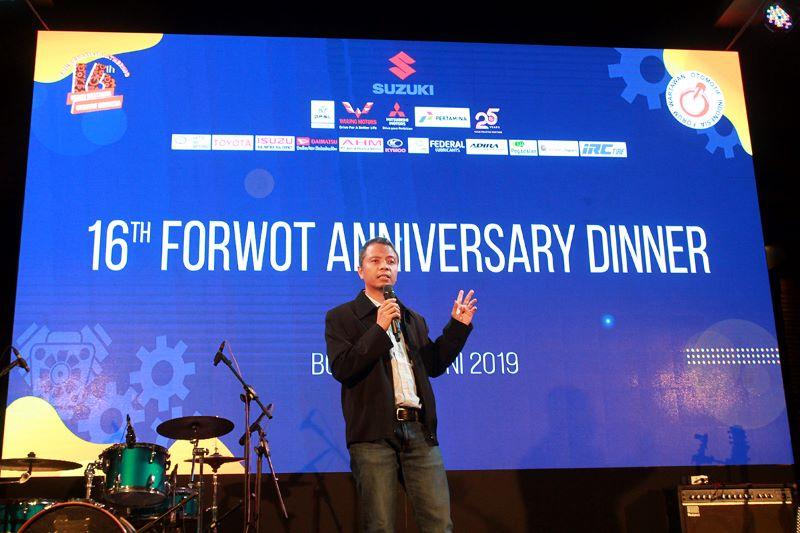 Otomotif Mail: Forum Wartawan Otomotif Jaga Profesionalitas & Tantangan
