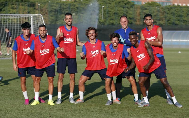 Antoine Griezmann Tidak Sabar Bermain Dengan Lionel Messi