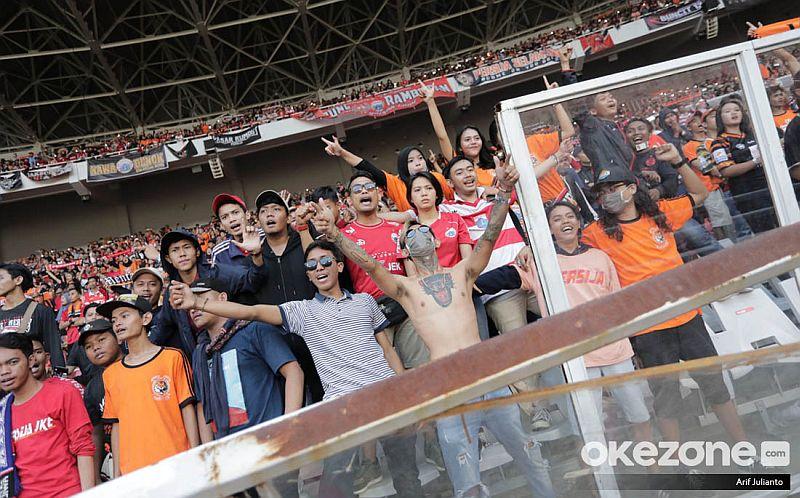 Final Piala Indonesia Di Makassar Suporter Tidak Punya Tiket
