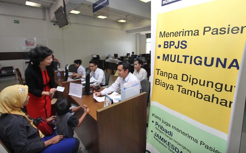 Oleh karena itu, pemerintah harus menelaah lagi latar belakang pasien dari data kependudukan.