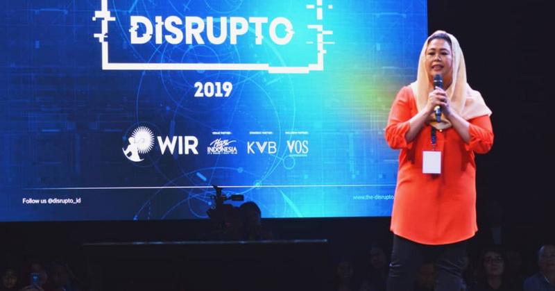 https: img-k.okeinfo.net content 2019 11 23 56 2133511 event-disrupto-2019-hadirkan-teknologi-ai-hingga-robot-6kRwx0BC4M.jpg