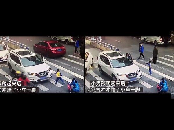 https: img-k.okeinfo.net content 2019 12 18 612 2143432 tendang-mobil-di-jalan-raya-bocah-laki-laki-di-china-ini-viral-bAiSaHqeoZ.jpg
