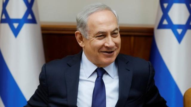 https: img-k.okeinfo.net content 2019 12 26 18 2146161 momen-pm-netanyahu-dievakuasi-saat-roket-masuk-ke-israel-S8GFsWwruh.jpg