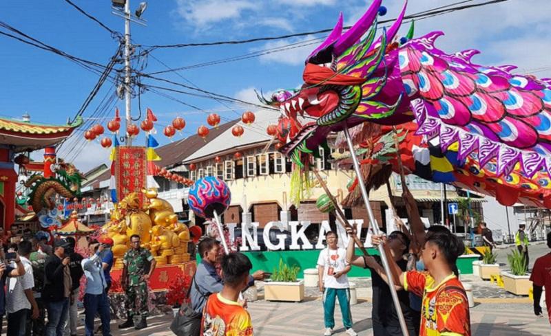 Begini Cara Kota Singkawang Amankan Festival Cap Go Meh Dari Ancaman Virus Korona Wuhan Rcti