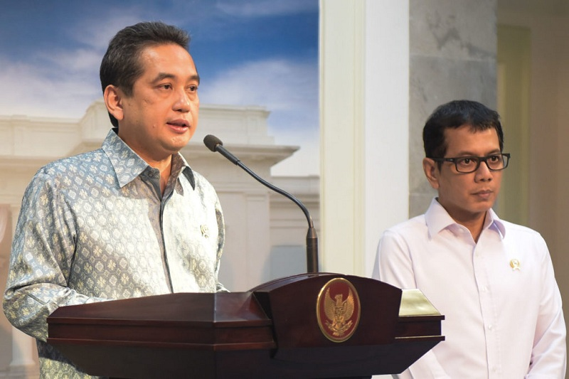 Menteri Perdagangan Agus Suparmanto. (Foto: Okezone.com/Setkab)