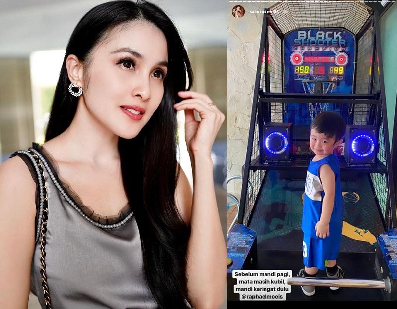 https: img-k.okeinfo.net content 2020 04 10 33 2197187 agar-anak-betah-di-rumah-sandra-dewi-belikan-mesin-permainan-basket-bk35CpqTUd.jpg